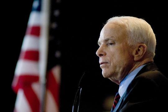 McCain speech