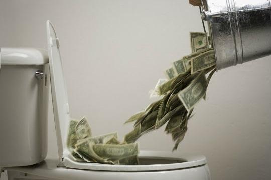 losing money on sports gambling